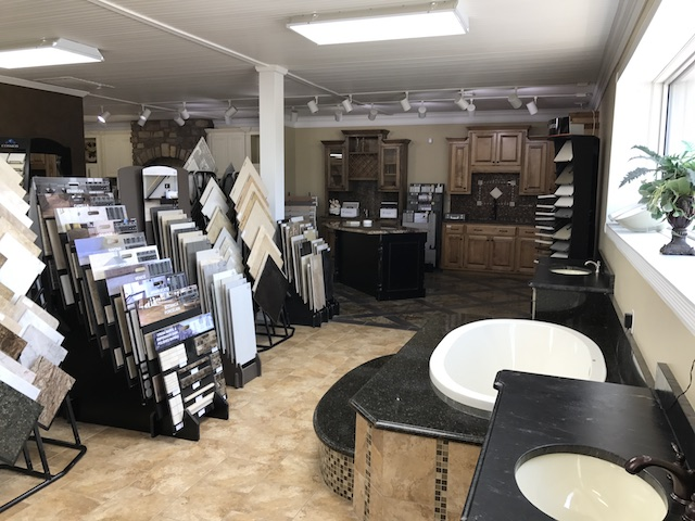 East Coast Granite Showroom