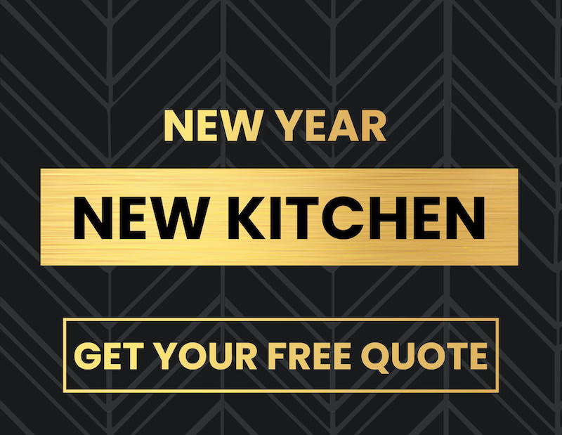 New Year - New Kitchen banner ad