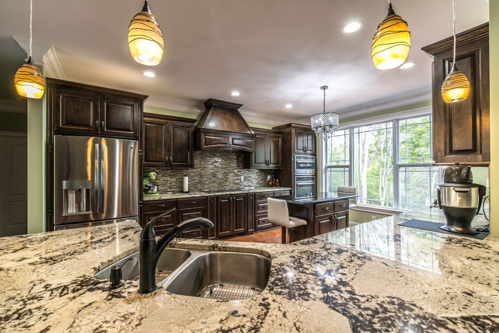 granite kitchen countertops. Granite Kitchen Countertop Installed Countertops In Greenville  SC And The Upstate Of