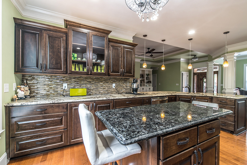 The Reason Granite Countertops Are So Popular