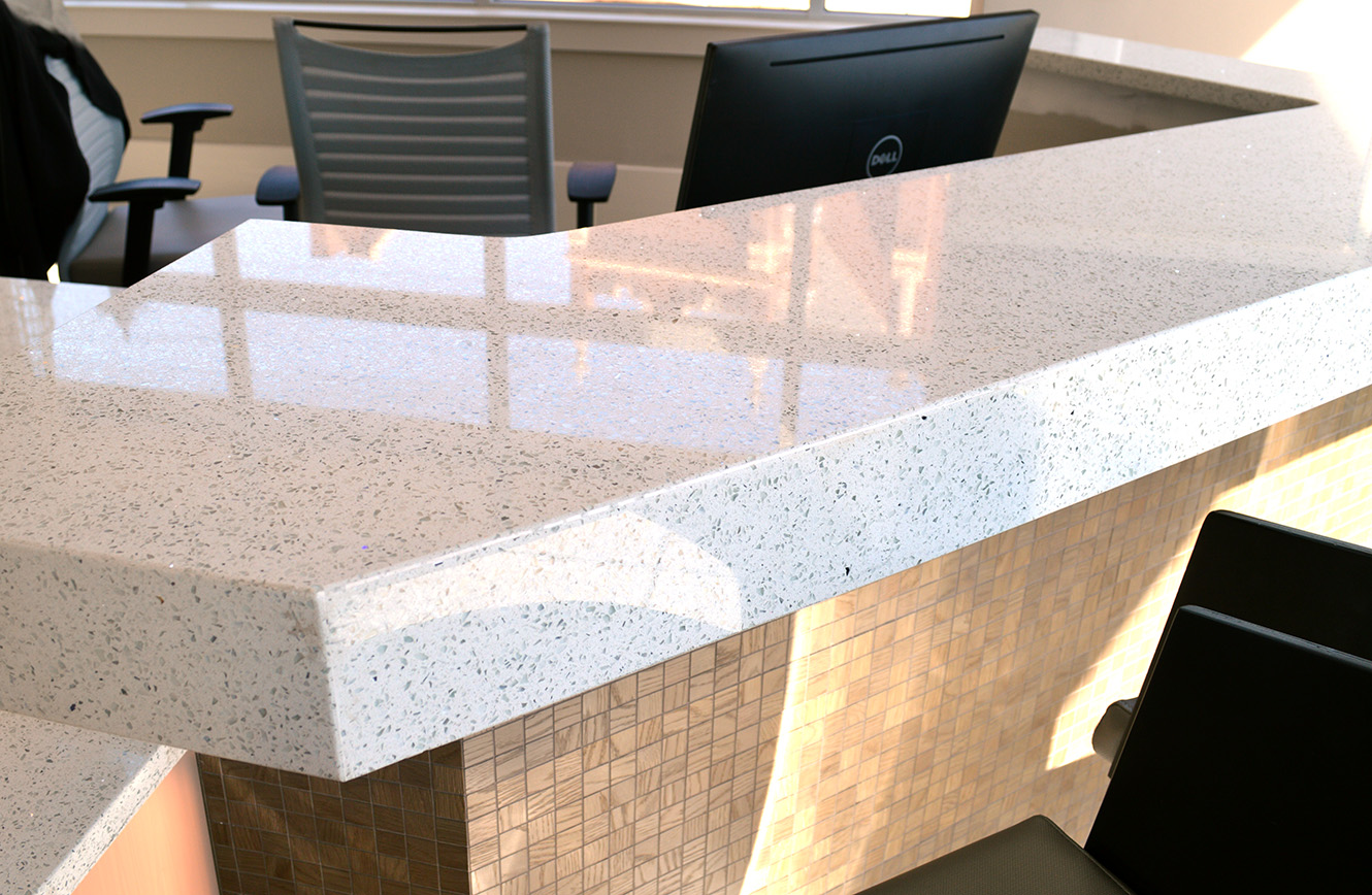 Quartz Countertops Are A Modern Touch For Any Surface